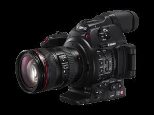 Canon EOS C100 mk II
