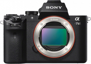 Sony Alpha 7 II serie