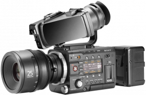 Sony PMW-F5/F55