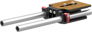Rail supports