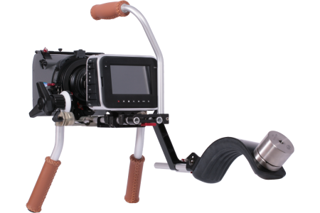 Handheld kit for Blackmagic Cinema Camera