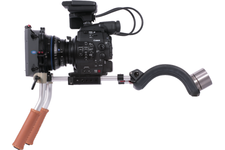 Handheld kit for Canon EOS C300
