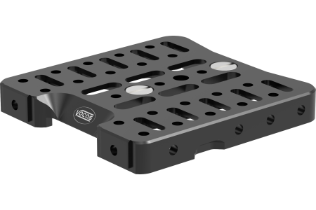 Cheese plate for Blackmagic Design URSA Mini / Mini Pro