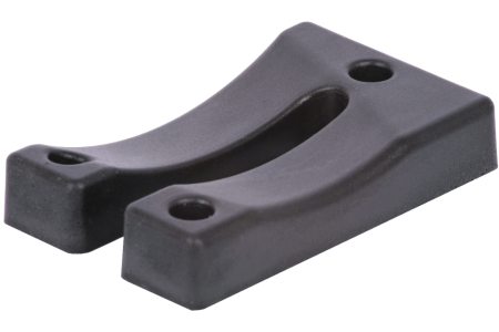 Separate shoulder support foam assy