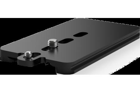 Camera adapter plate