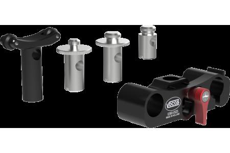 15 mm General lens support