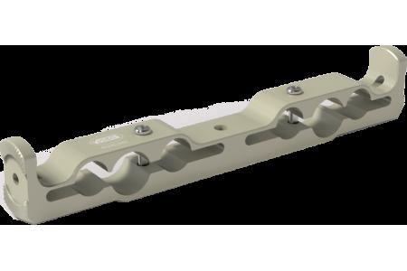 Handgrip combi rail bracket