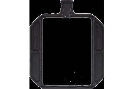 "Aluminum filter frame 4"" x 5,65"" vertical for MB-43X (150 mm wide)"