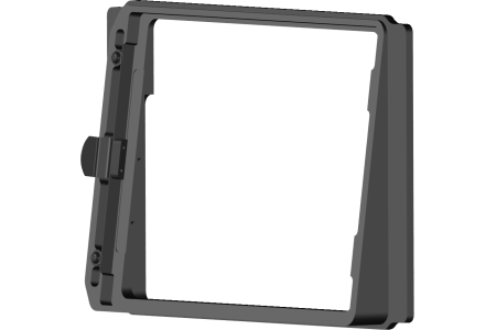 """4th Tilted 4"""" x 5,65"""" filter holder for MB-45X and MB-600"""