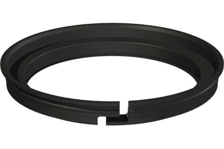 138 mm to 114 mm Step down ring for MB-430