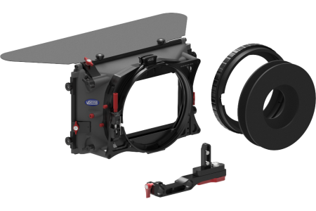 MB-436 kit: for any camera with 15 mm rail support (incl. SA and donut adapter ring)