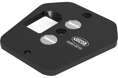 Blackmagic Studio camera adapter base plate