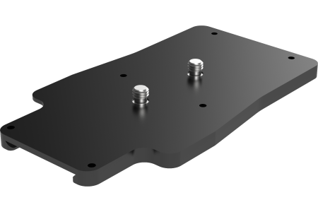 Panasonic VariCam dovetail adapter plate for USBP MKII