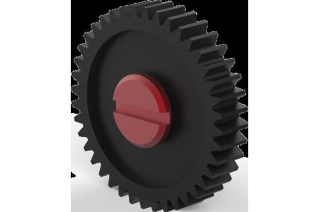 MFC-2 / 6 drive gear M0,8 x 40 T