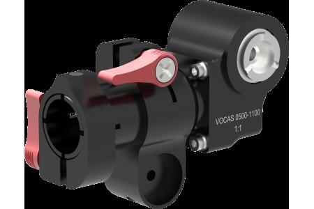 MFC-2 gear unit 1:1 ratio