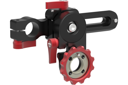 Viewfinder bracket kit for RED viewfinder