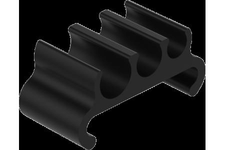 NATO cable clip