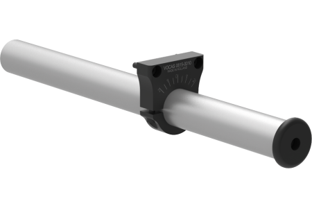 Spider rail long with additional base side