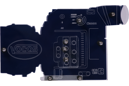 Camera dummy: Canon EOS C200
