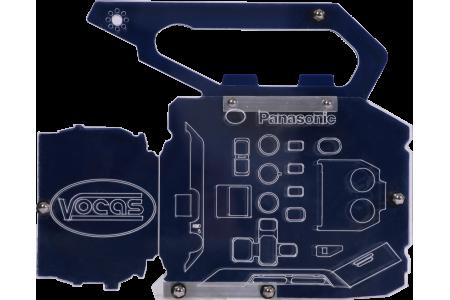 Camera dummy: Panasonic AU-EVA1