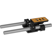 15 mm Rail support for high DSLR cameras