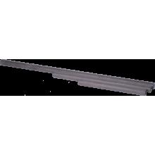 Carbon 15 mm rail, length: 500 mm (1 pc.)