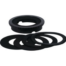 144 mm Flexible donut adapter ring for MB-450