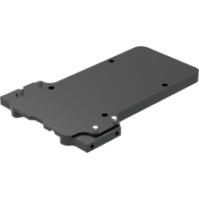 Arri Alexa Mini dovetail adapter plate for USBP MKII