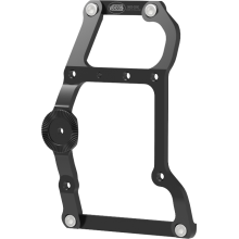Cage side bracket left for the Canon EOS C200