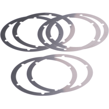 Separate shim ring set for PL adapters