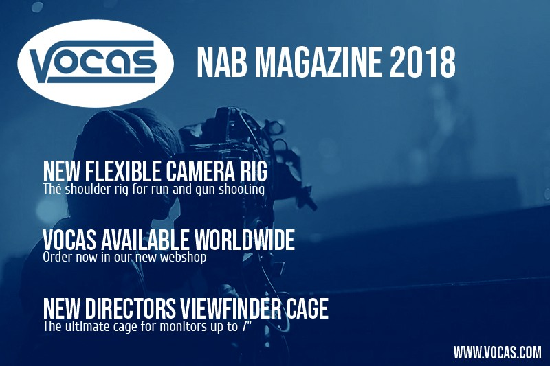 Vocas at NAB 2018 in Las Vegas