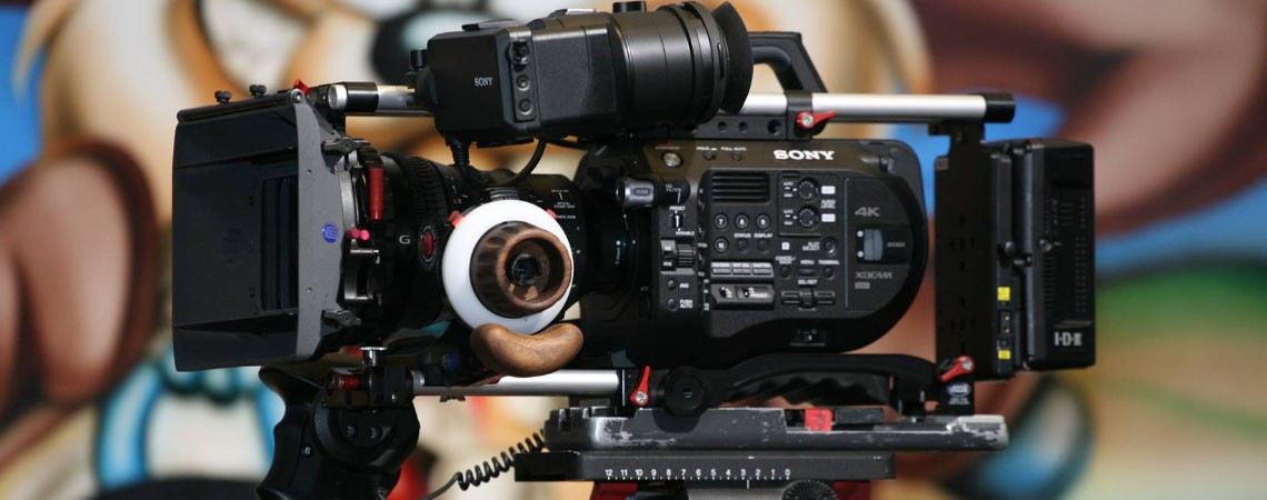 New Sony PXW-FS7 / FS7 II accessories