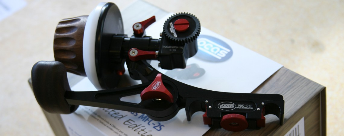 MFC-2S follow focus system announced