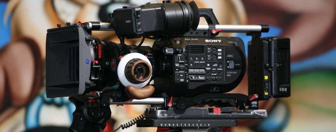 New Sony PXW-FS7 / FS7 II accessories